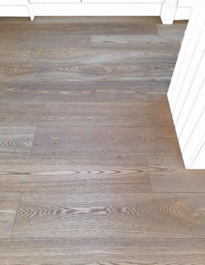 Floor Sander Before - Greystones Wicklow