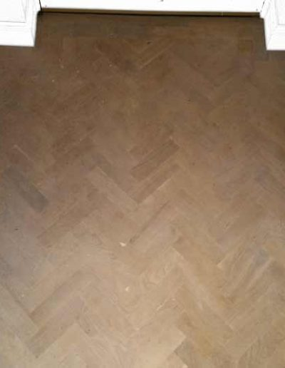Floor Sander Before - Clonskeagh Dublin