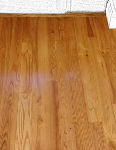 Floor Sander After - Stillorgan Dublin