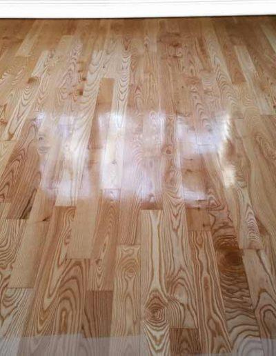 Floor Sander After - Kilmacud Dublin