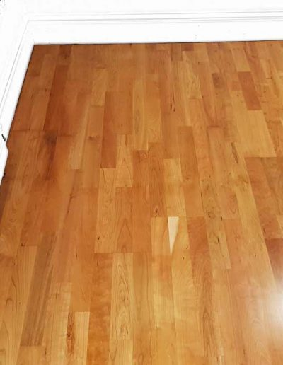 Floor Sander After - Foxrock Dublin