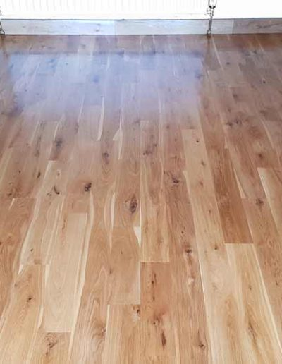 Floor Sanding After - Shankill Dublin
