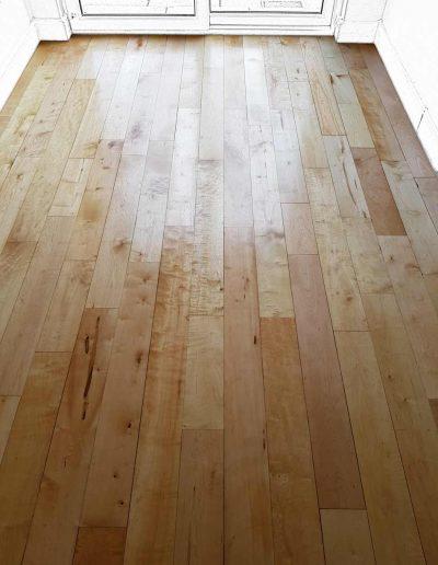 Floor Sanding After - Stepaside Dublin