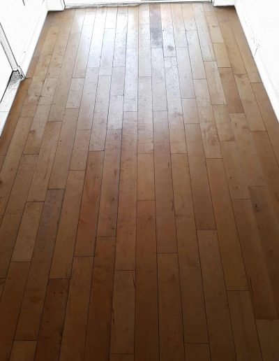Floor Sanding Before - Stepaside Dublin