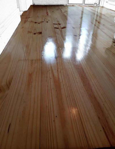 Floor Sanding After - Monkstown Dublin
