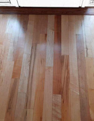 Floor Sanding After - Dundrum Dublin