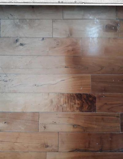 Floor Sanding Before - Mount Merrion Dublin