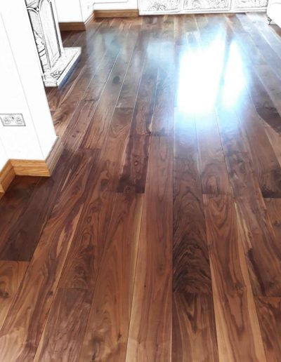Floor Sanding After - Naas Kildare
