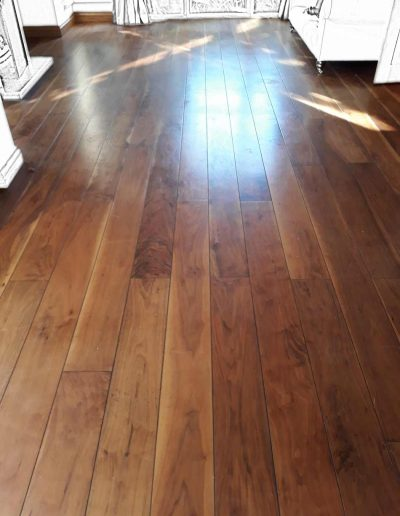 Floor Sanding Before - Naas Kildare