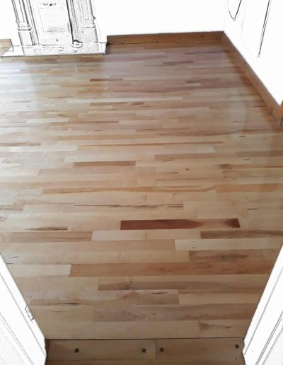 Floor Sanding After - Kildare