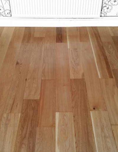 Floor Sanding After - Delgany Wicklow